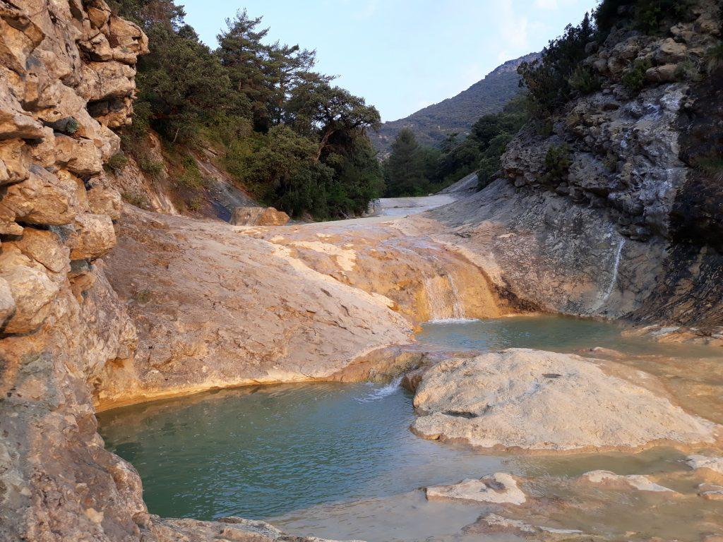 126 - La Valle - Pozas San Martín