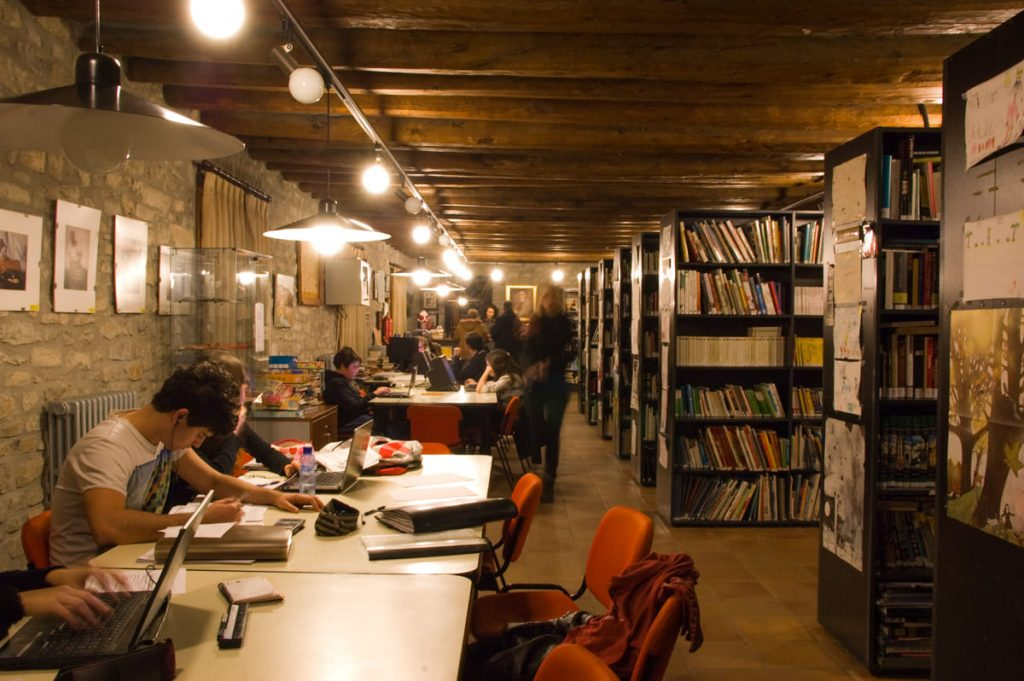 232 - Centros culturales