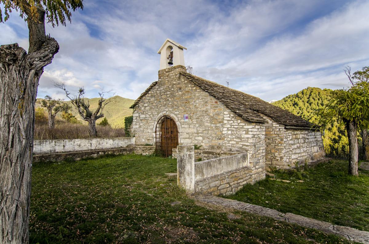 Ermitas de Boltaña